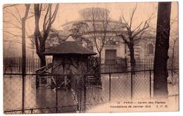 4423 - Paris ( 5e ) - Jardin Des Plantes - Inondations De Janvier 1910 - I.P.M. N°15 - - Paris (05)