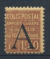 FRANCE - 1928 - Colis Postaux - Y.T. N°82 - 1 F. 50 Brun Sur Jaune - Apport à La Gare - Neuf** - TTB - Mint/Hinged