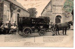 Boutique Dourlent : Marchand Ambulant - France