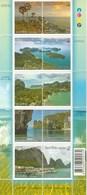 Thaïlande 2012 - 10 Timbres ** Neufs Sans Charnière - Spots De Tourisme - Thaïlande