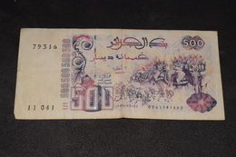 500 Dinars 1992 - Algeria