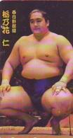 Télécarte  Japon * SUMO * JAPAN (958) LUTTE LUTTEURS WORSTELEN * JUDO *  Kampf Wrestling LUCHA Phonecard - Sport
