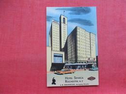 Hotel Seneca > Rochester  New York >       Ref 3346 - Rochester