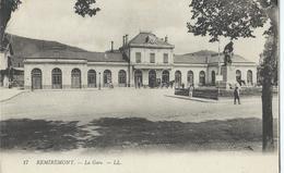 [88] Vosges > Remiremont La Gare - Remiremont