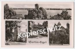 Berlin - Tegel (z5860) - Tegel