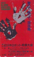 Télécarte  Japon * SUMO * JAPAN (985) LUTTE LUTTEURS WORSTELEN * JUDO *  Kampf Wrestling LUCHA Phonecard - Sport