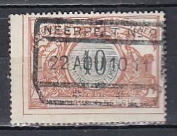 Tr 28 Gestempeld Neerpelt N°2 - Chemins De Fer