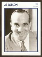 PORTRAIT DE STAR 1930 ETATS UNIS USA - ACTEUR AL JOLSON - ACTOR CINEMA - Photographs