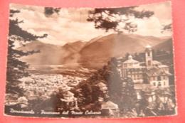 VCO Domodossola Veduta Dal Monte Calvario 1949 - Verbania