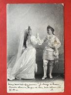 1902 - MARIAGE - HUWELIJK - WEDDING - HOCHZEIT - BRUID - MARIEE - BRIDE - BRAUT - BRUIDEGOM - MARIE - GROOM - BRAUTIGAM - Autres