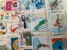 Nicaragua Sport Trampolino - America (Other)