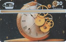 ÖSTERREICH Private Telefonkarte  P 121 93 Winnenden - Uhr - 302 L -  Auflage  1 000 Stück - Siehe Scan -10833 - Oesterreich