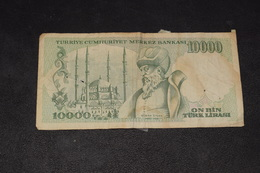10 000 Lira 1970 - Turquie