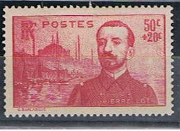 (FR 867) FRANCE // YVERT 353 // PIERRE LOTI // 1937  NEUF - France