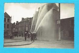 Photo Offerte Par La Compagnie Des Sapeurs-Pompiers De Villedieu - Voir Scan Verso - Villedieu