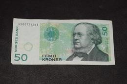 50 Kroner 2011 - Norvegia