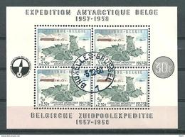 BL 31 Gestempeld - Cote 140,00 - Blocks & Kleinbögen 1924-1960