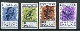 Emissioni Locali (Locals) 1966 - Pabay ** - Local Issues