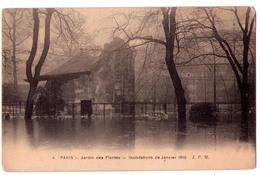 4429 - Paris ( 5e ) - Jardin Des Plantes ( Inondations De Janvier 1910 ) - N°4 - I.P.M. - - Distrito: 05