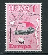 Emissioni Locali (Locals) 1964 Herm ** - Emissione Locali