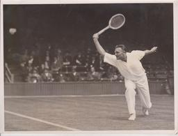 WIMBLEDON  FROITSHEIM GERMANY IG COLLINS SCOTTISH CHAMPION TENNIS 20 * 15 CM  Fonds Victor FORBIN (1864-1947) - Deportes