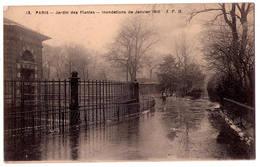 4430 - Paris ( 5e ) - Jardin Des Plantes ( Inondations De Janvier 1910 ) - N°13 - I.P.M. - - Distrito: 05