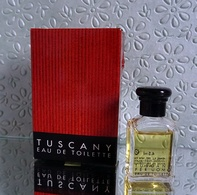 "Miniature "" PER UOMO ""  De TUSCANY  Eau De Toilette 4,5 Ml Dans Sa Boite - Modern Miniaturen (vanaf 1961)"