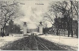1914/18 - VILNIUS , Gute Zustand, 2 Scan - Litauen