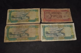 3 X 10 Dalasis, 5 Dalasis - Gambia