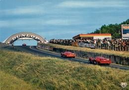 72 . LE MANS . CIRCUIT DES 24 HEURES . 2 Ferraris - Delourmel AS N° 4 - Le Mans