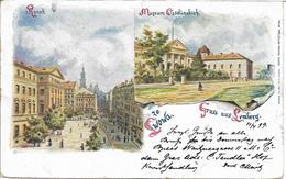 1899 - LEMBERG , Gute Zustand, 2 Scan - Ukraine
