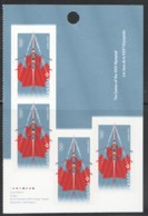 2012 London Summer Olympics - Rowing  Booklet Pane Of 4  Sc 2556 - Ungebraucht