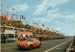 72 . LE MANS . CIRCUIT DES 24 HEURES . Porche 62 - La Cigogne 72.181.114 - Le Mans