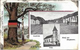 1908/12 - STRACHOTICE Okres ZNOJMO , Gute Zustand, 2 Scan - Tschechische Republik