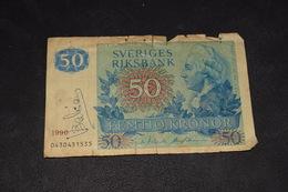 50 Kronor 1990 - Sweden