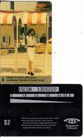 SINGAPORE(GPT) - Singapore Telecom Cardphones(large Logo On Reverse), CN : 1SCOA/C, Used - Telefone