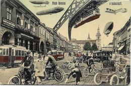 1910 - Mlada Boleslav , ZUKUNFT , Gute Zustand, 2 Scan - Tschechische Republik