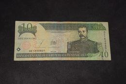 10 Pesos Oro 2003 - Dominicana