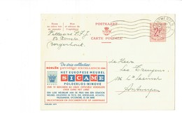 Publibel 1879 - SICAME - 0231 - Stamped Stationery