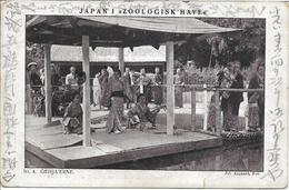 1900/15 - GEISJA,ERNE , Gute Zustand, 2 Scan - Japan