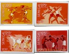Ref. 16860 * MNH * - SENEGAL. 1996. SPORTS . DEPORTES - Judo