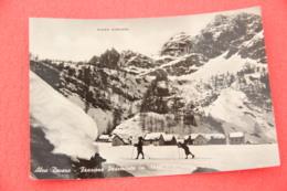 VCO Alpe Devero Frazione Pedemonte 1954 - Verbania
