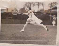 ROEHAMPTON SPRING  EVELYN COLYER  JUMPERS TENNIS 21 * 16 CM  Fonds Victor FORBIN (1864-1947) - Deportes