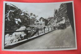 VCO Val Formazza Albergo Cascata Toce + Auto 1938 Ed. Paoletti - Verbania