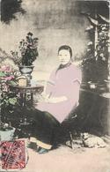 1926 - Stempel  KIUKIANG Und SHANGHAI, Gute Zustand, 2 Scan - Chine
