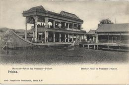 1900/10 - PEKING, Gute Zustand, 2 Scan - China
