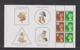 1993 DP197 From DX15 Beatrix Potter Prestige Booklet , MNH - 1952-.... (Elisabeth II.)