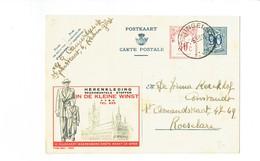 Publibel 1059 - IN DE KLEINE WINST - 0239 - Stamped Stationery