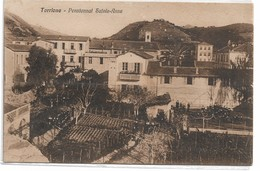 CARD TORRIONE PENSIONATO SANT'ANNA DIRETTO DA SUORE   (IMPERIA)-FP-V-2- 0882-28987 - Imperia