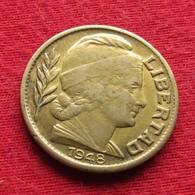 Argentina 20 Centavos 1948 KM# 42 *V2  Argentine - Argentina